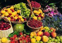 اداب خوردن میوه